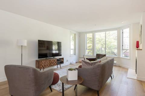 Condo for sale at 1230 Haro St Unit 211 Vancouver British Columbia - MLS: R2447651