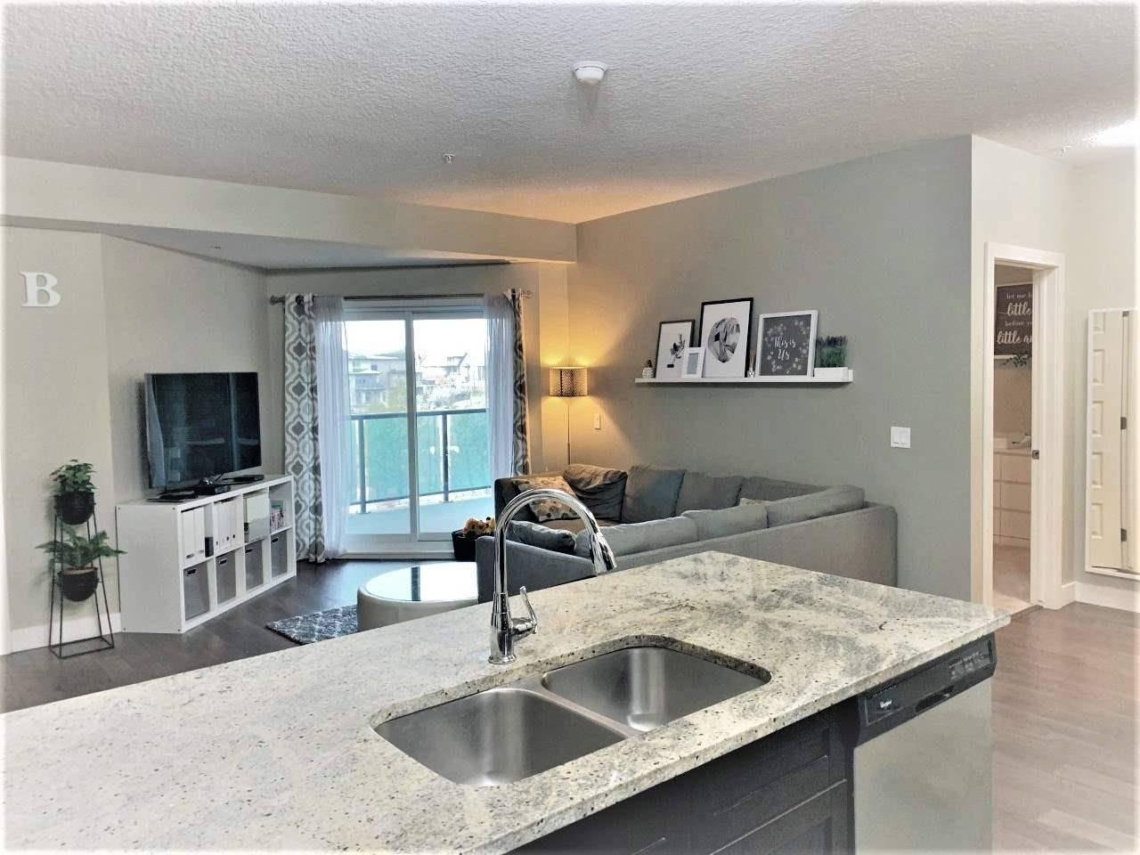 Condo for sale at 1238 Windermere Wy Sw Unit 211 Edmonton Alberta - MLS: E4179023
