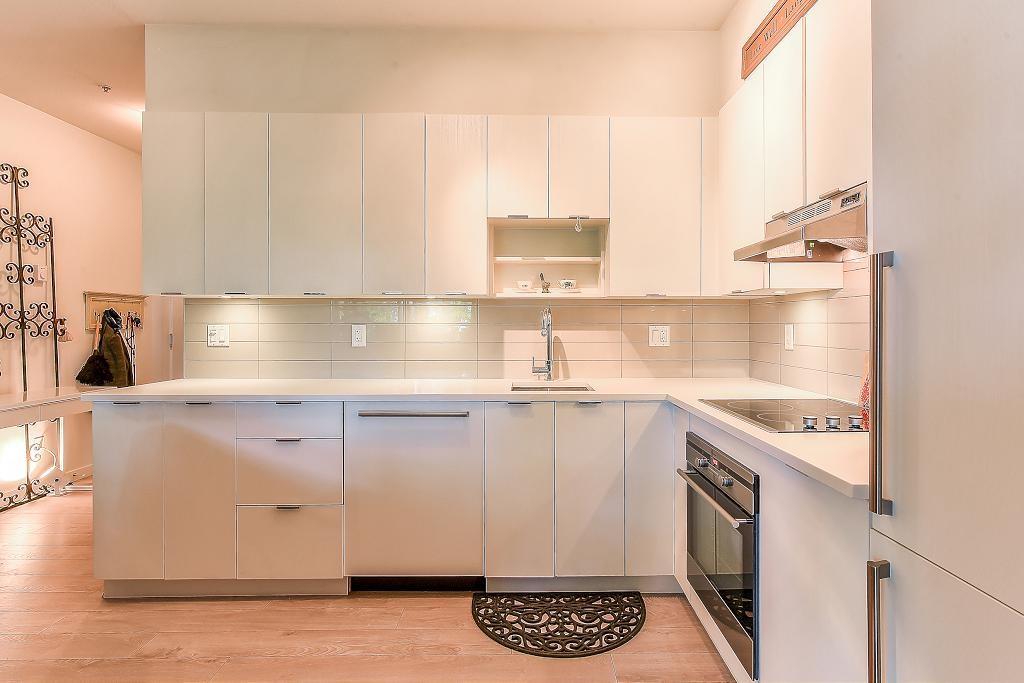 For Sale: 211 - 13678 Grosvenor Road, Surrey, BC | 1 Bed, 1 Bath Condo for $339,900. See 18 photos!