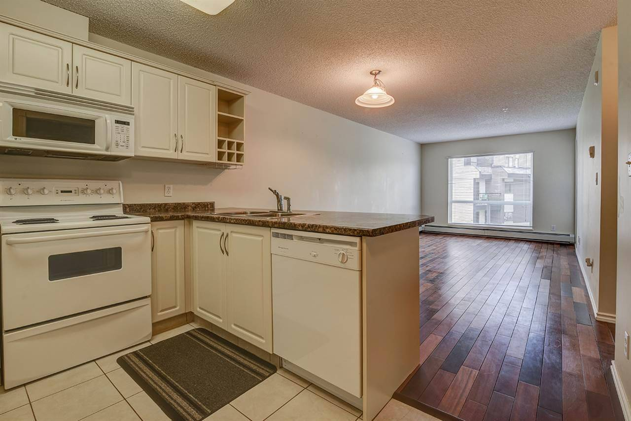 Condo for sale at 17404 64 Ave Nw Unit 211 Edmonton Alberta - MLS: E4154982
