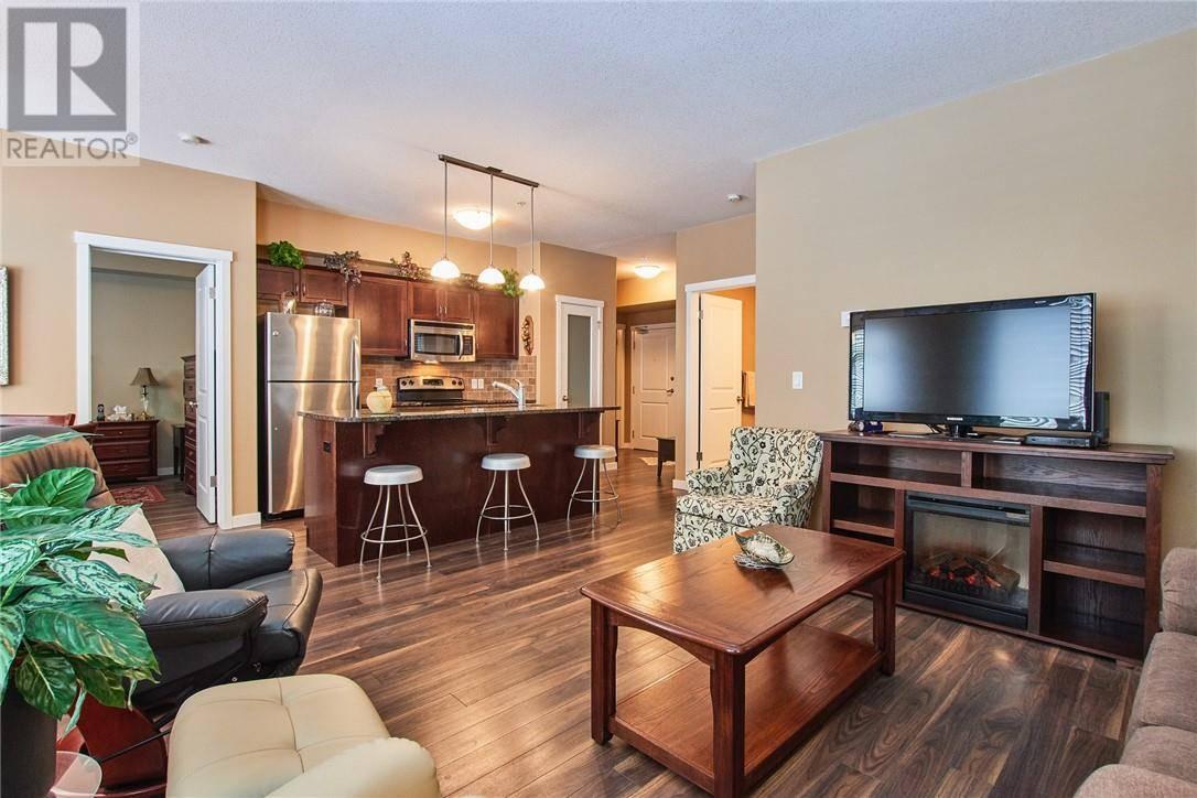 Condo for sale at 19 Terrace Vw Ne Unit 211 Medicine Hat Alberta - MLS: mh0186022