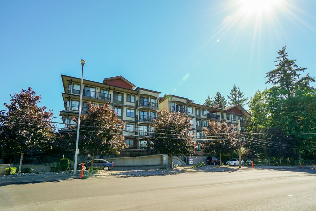 For Sale: 211 - 19830 56 Avenue, Langley, BC | 1 Bed, 1 Bath Condo for $374,900. See 19 photos!