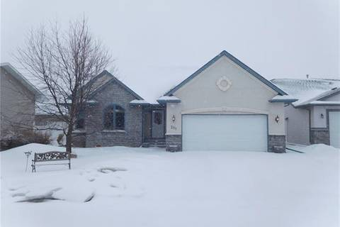House for sale at 200 Carriage  Lane Pl Unit 211 Carstairs Alberta - MLS: C4291553