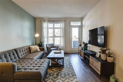 Condo for sale at 25 Auburn Meadows Ave Southeast Unit 211 Calgary Alberta - MLS: C4235861