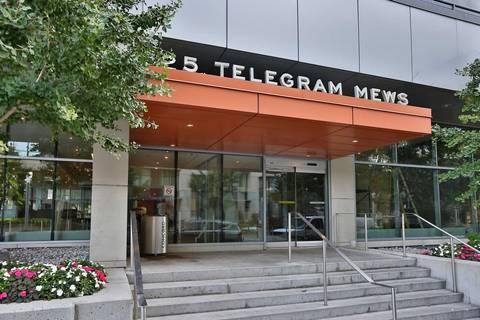 Condo for sale at 25 Telegram Me Unit 211 Toronto Ontario - MLS: C4688493