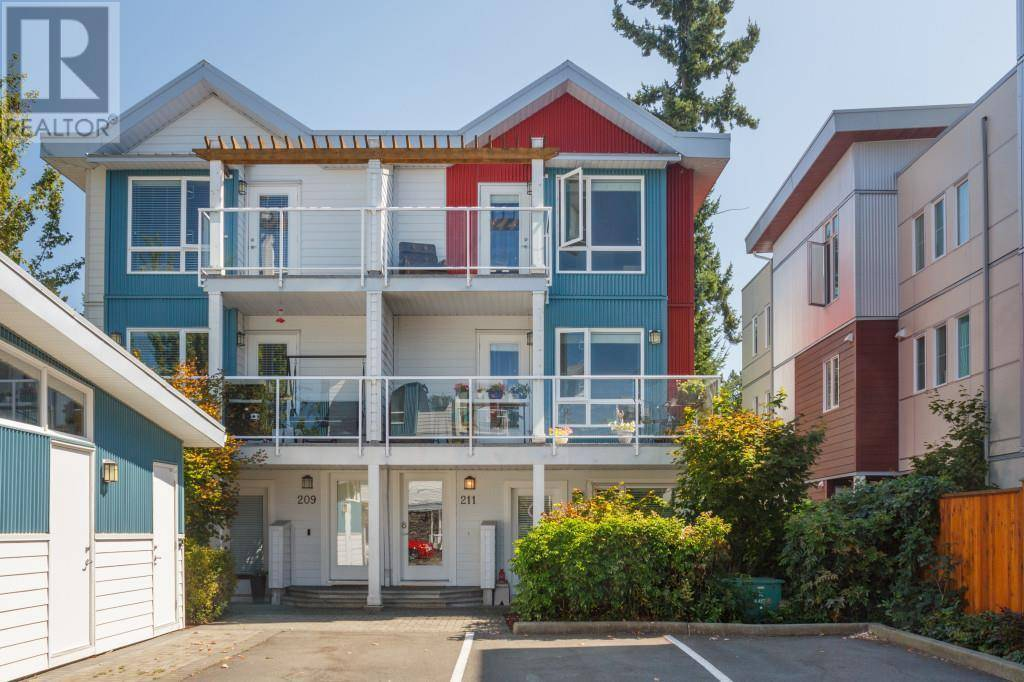 Townhouse for sale at 2731 Jacklin Rd Unit 211 Victoria British Columbia - MLS: 415098