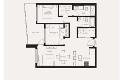 Condo for sale at 3182 Gladwin Rd Unit 211 Abbotsford British Columbia - MLS: R2500718