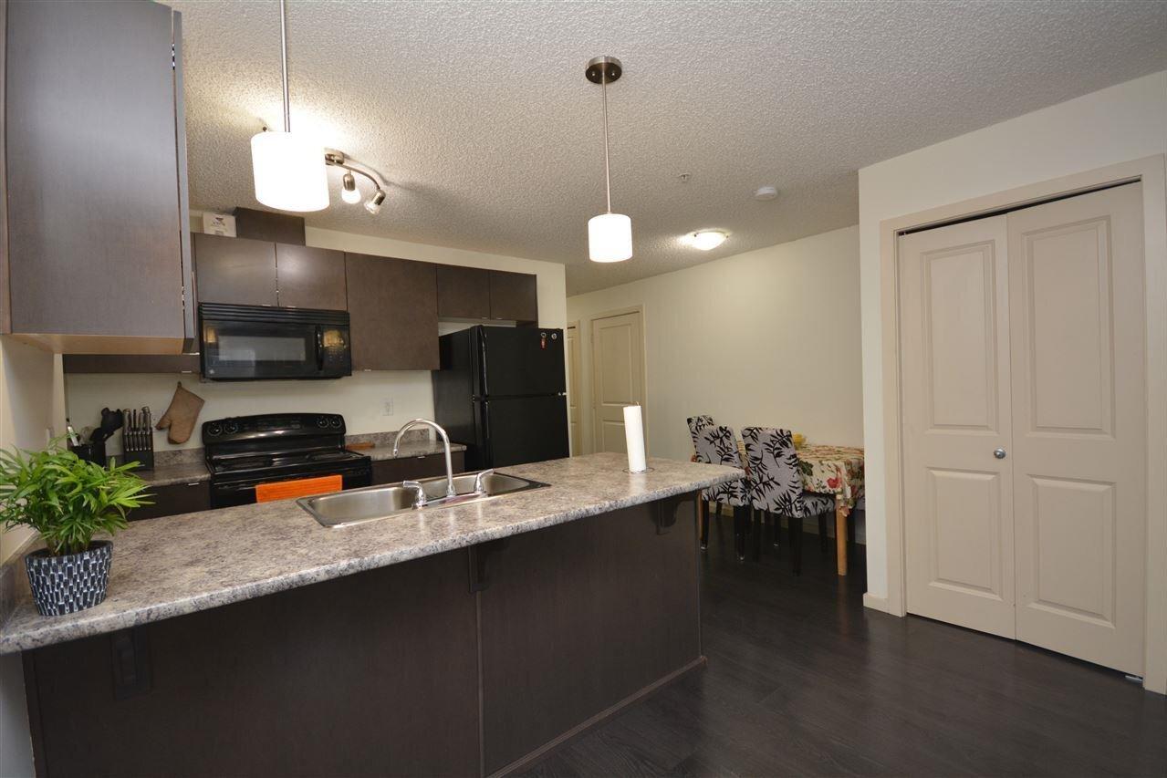 Condo for sale at 3353 16a Av NW Unit 211 Edmonton Alberta - MLS: E4170065