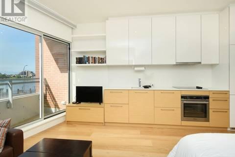 Condo for sale at 456 Pandora Ave Unit 211 Victoria British Columbia - MLS: 410351