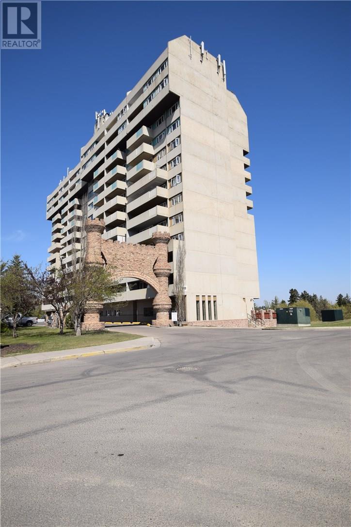 Buliding: 4902 37 Street, Red Deer, AB