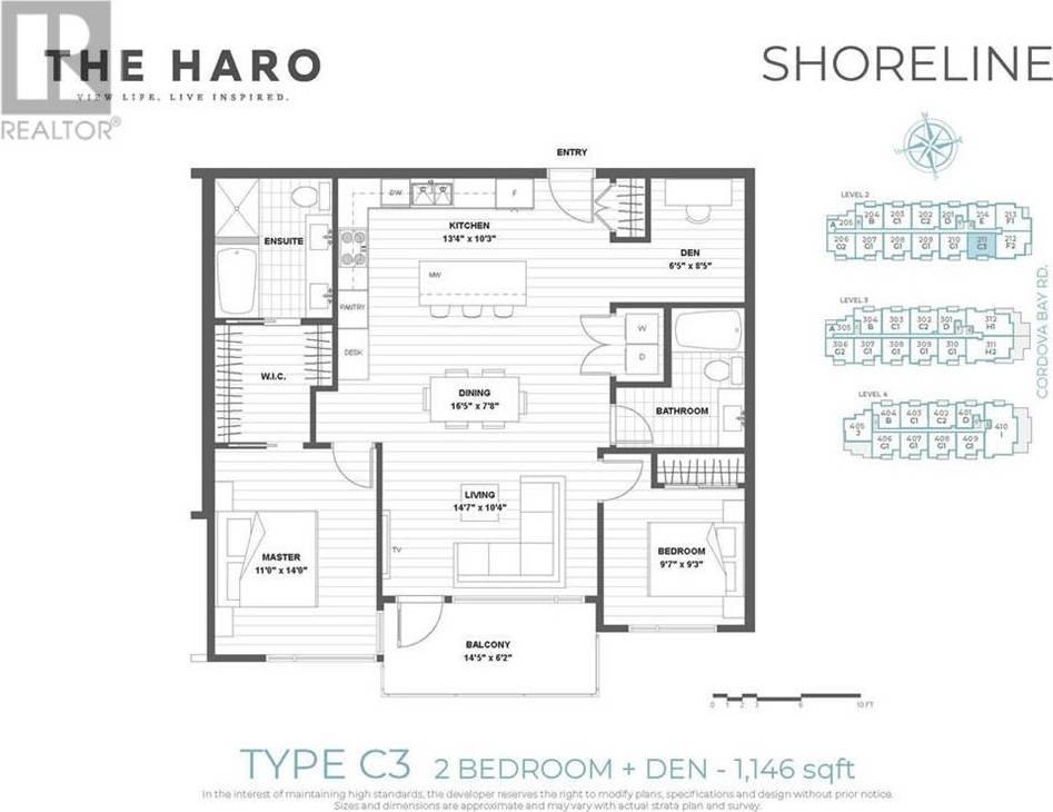 Condo for sale at 5118 Cordova Bay Rd Unit 211 Victoria British Columbia - MLS: 417375