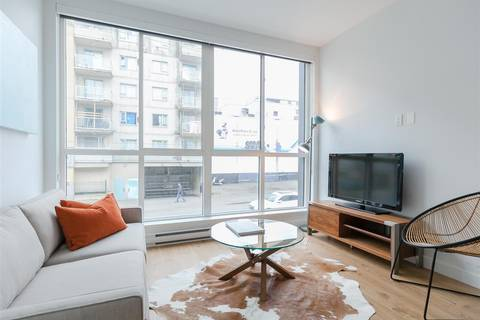 Condo for sale at 557 Cordova St East Unit 211 Vancouver British Columbia - MLS: R2371888