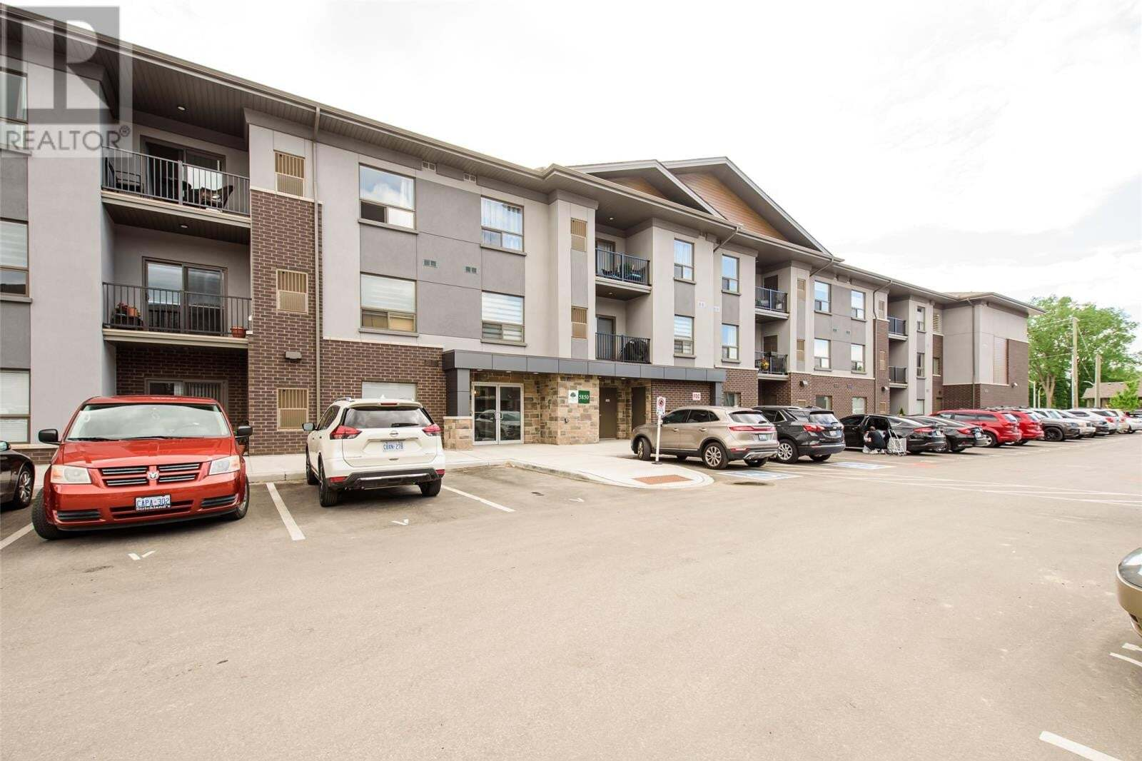 Condo for sale at 5850 Newman  Unit 211 Lasalle Ontario - MLS: 20005998