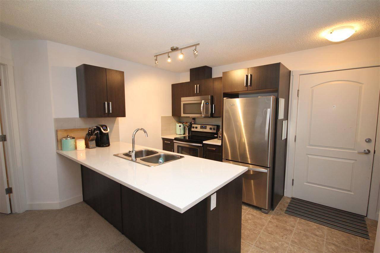 Condo for sale at 667 Watt Blvd Sw Unit 211 Edmonton Alberta - MLS: E4182363