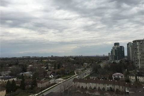 Apartment for rent at 68 Canterbury Pl Unit 211 Toronto Ontario - MLS: C4577455