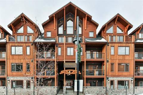 Condo for sale at 707 Spring Creek Dr Unit 211 Canmore Alberta - MLS: C4279778