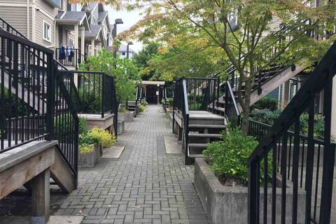 Townhouse for sale at 7168 Stride Ave Unit 211 Burnaby British Columbia - MLS: R2384826