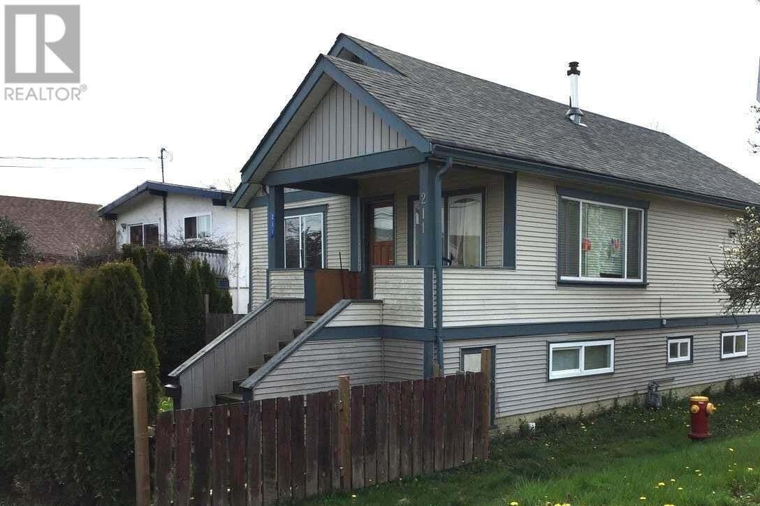 House for sale at 211 7th  Nanaimo British Columbia - MLS: 837722