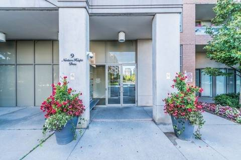 Condo for sale at 9 Northern Heights Dr Unit 211 Richmond Hill Ontario - MLS: N4574445