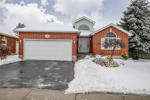 House for sale at 211 Amelia St Orangeville Ontario - MLS: W4670162