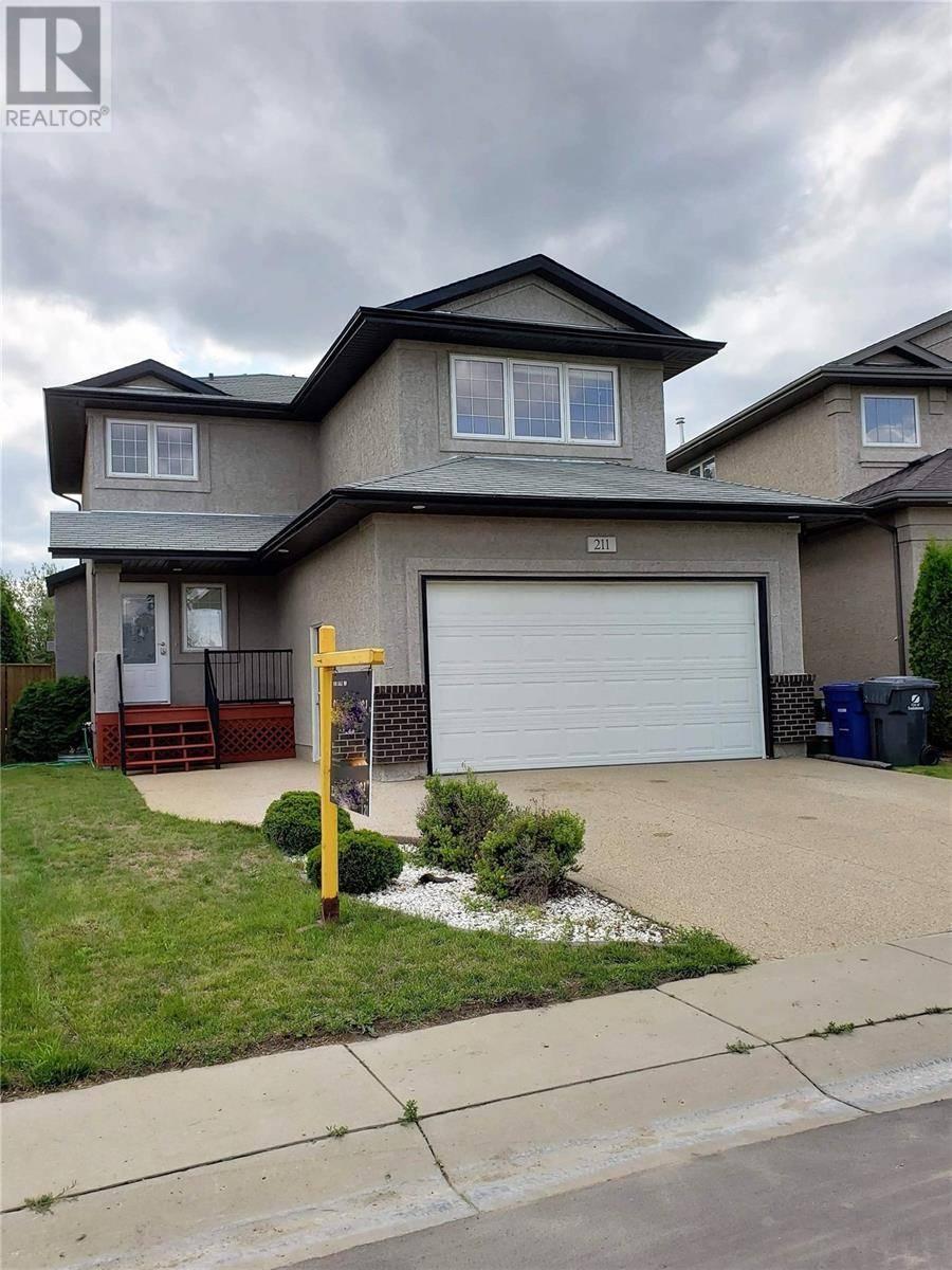 House for sale at 211 Beckett Grn  Saskatoon Saskatchewan - MLS: SK777273