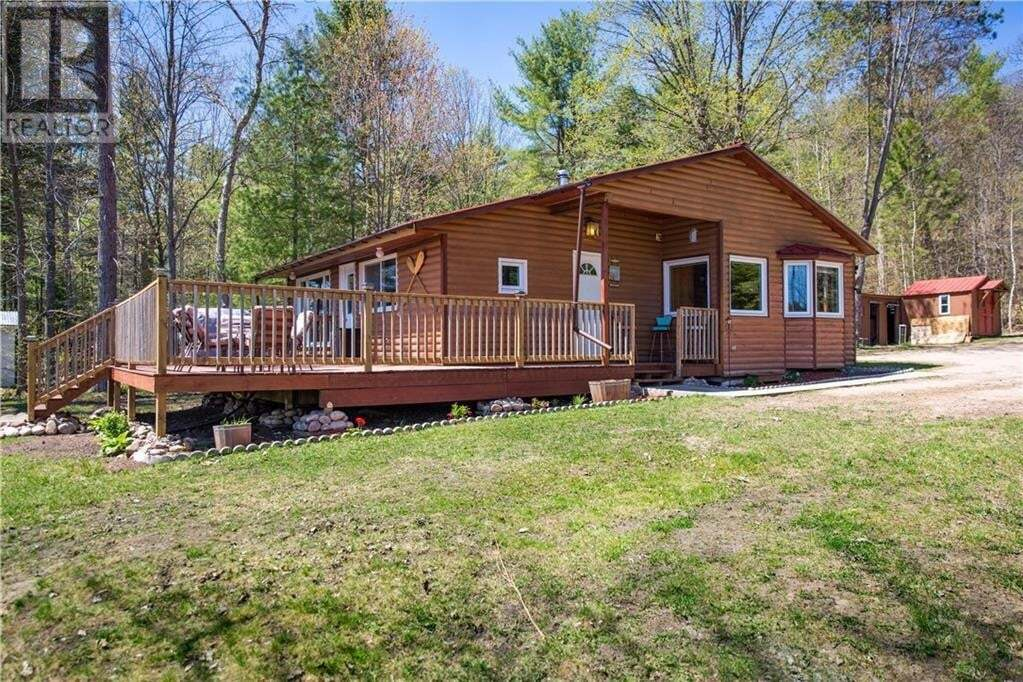 House for sale at 211 Bob Seguin Dr Chalk River Ontario - MLS: 1193199