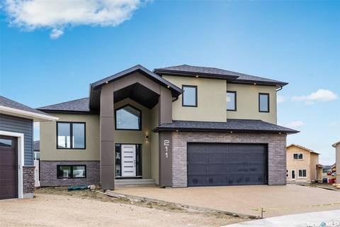 House for sale at 211 Burgess Wy Saskatoon Saskatchewan - MLS: SK802909