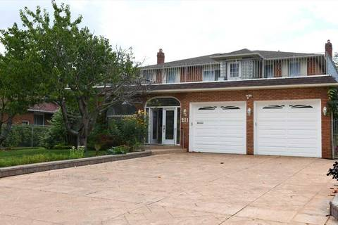House for sale at 211 Carrville Rd Richmond Hill Ontario - MLS: N4582159