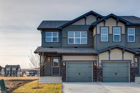 Townhouse for sale at 211 Clydesdale Ave Cochrane Alberta - MLS: C4275644