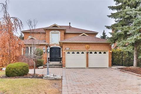 House for sale at 211 Columbus Ave Vaughan Ontario - MLS: N4716993
