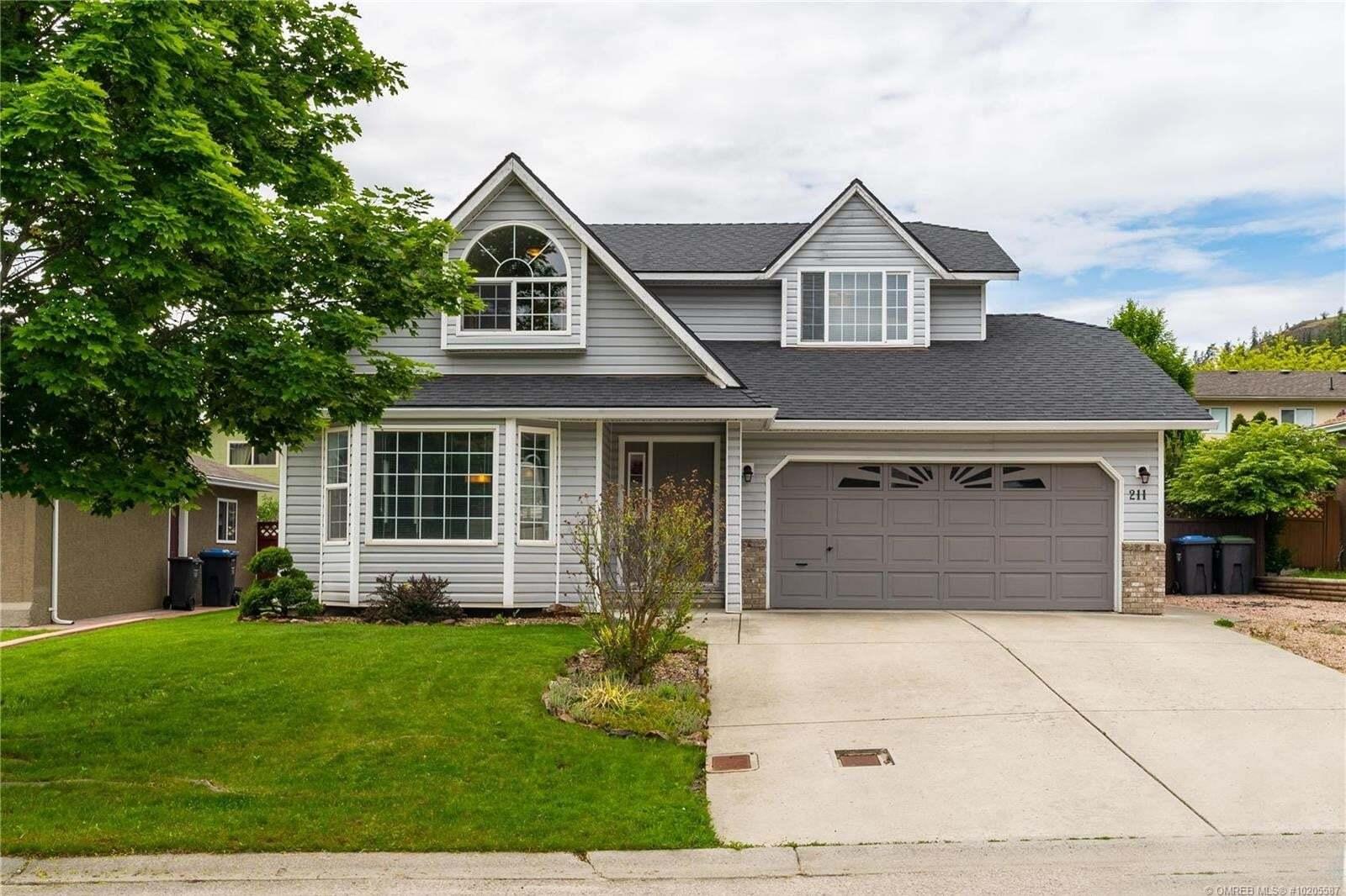House for sale at 211 Crossridge Cres Kelowna British Columbia - MLS: 10205587