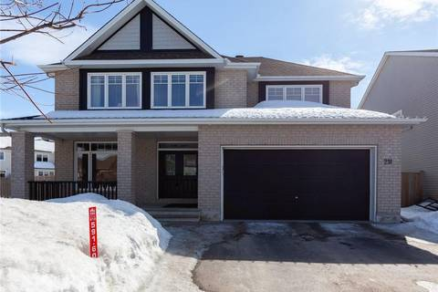House for sale at 211 Denali Wy Stittsville Ontario - MLS: 1143498