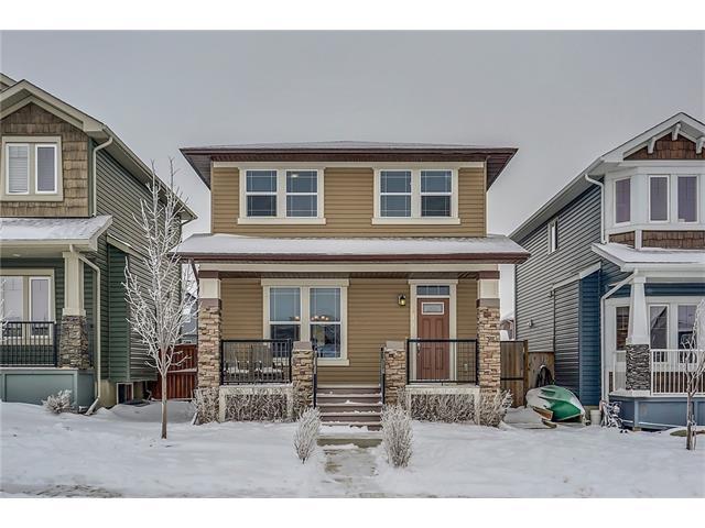 Sold: 211 Evanston Way Northwest, Calgary, AB