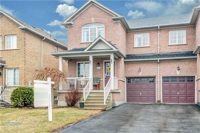 For Sale: 211 Fitzgerald Crescent, Milton, ON | 3 Bed, 3 Bath Townhouse for $629,900. See 20 photos!