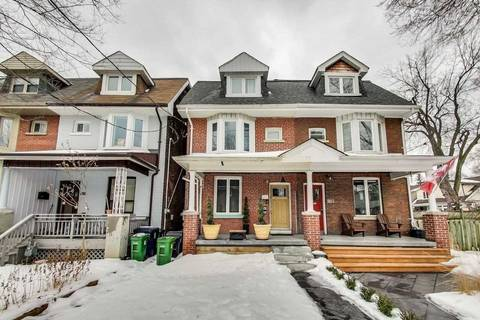 Townhouse for sale at 211 Fulton Ave Toronto Ontario - MLS: E4392142