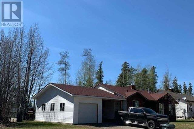 House for sale at 211 Gwillim Cres Tumbler Ridge British Columbia - MLS: 183747