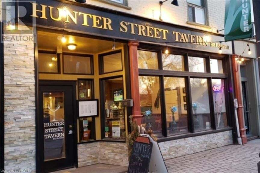 Commercial property for sale at 211 Hunter St W Peterborough Ontario - MLS: 239730