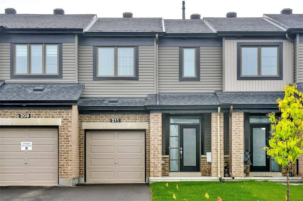 Townhouse for rent at 211 Kimpton Dr Stittsville Ontario - MLS: 1171561