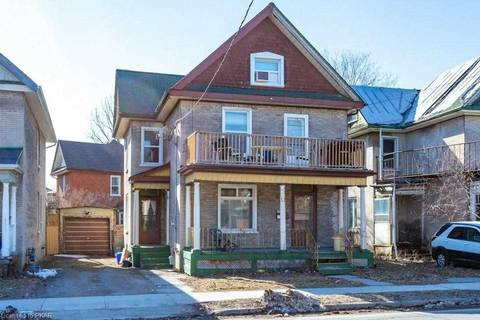 House for sale at 211 Park St Peterborough Ontario - MLS: X4410455