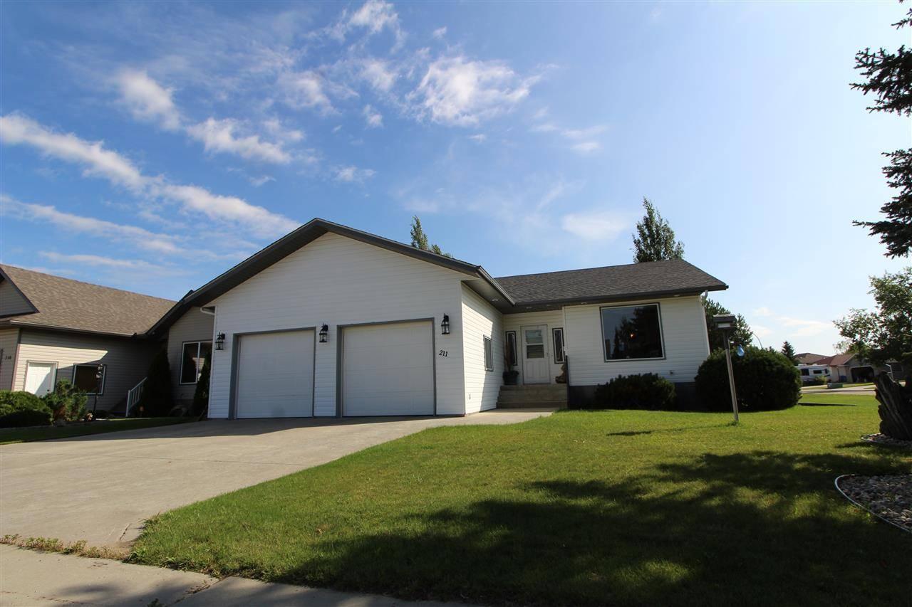 House for sale at 211 Parkglen Cs Wetaskiwin Alberta - MLS: E4170491