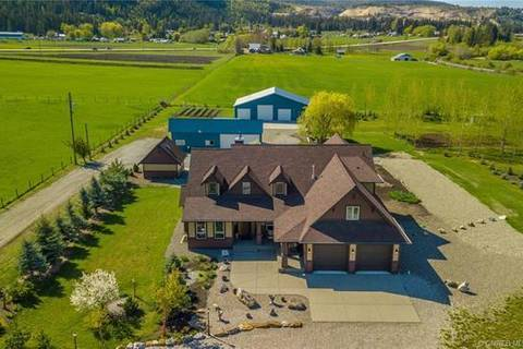 Residential property for sale at 211 Pleasant Valley Cross Rd Armstrong British Columbia - MLS: 10182221