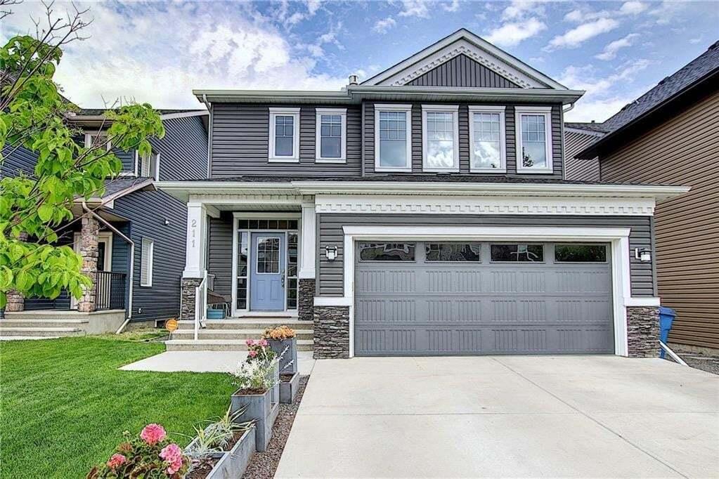 House for sale at 211 Ravenscroft Gr SE Ravenswood, Airdrie Alberta - MLS: C4301138