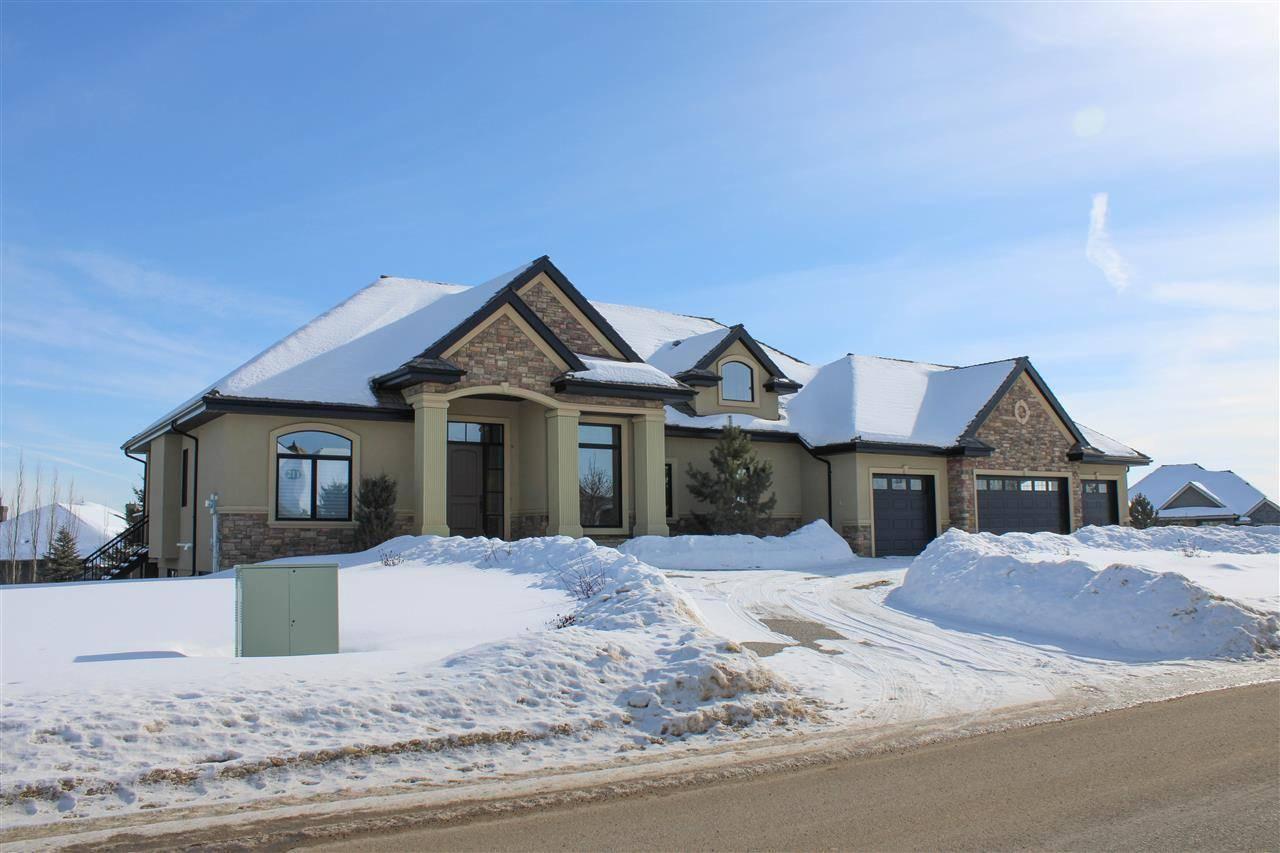 House for sale at 211 Riverside Cs Rural Sturgeon County Alberta - MLS: E4193230