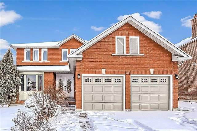 Sold: 211 Savage Road, Newmarket, ON