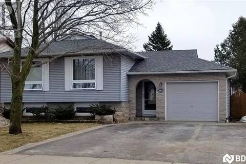 House for sale at 211 Shannon St Orillia Ontario - MLS: 30721365
