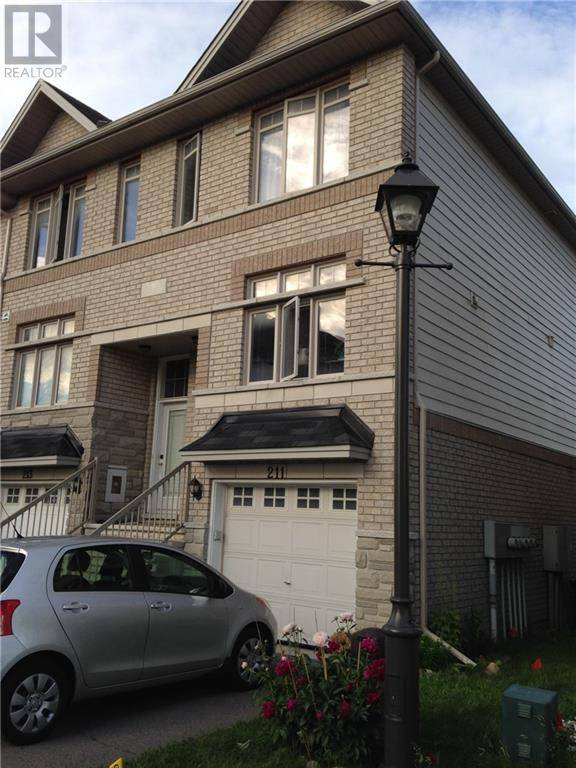 Townhouse for rent at 211 Stroget Pt Nepean Ontario - MLS: 1175906