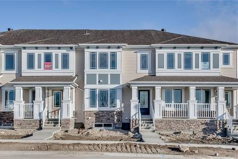 Townhouse for sale at 211 Windford Cres Southwest Airdrie Alberta - MLS: C4288848