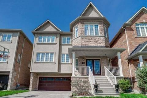 House for rent at 211 Woodspring Ave Newmarket Ontario - MLS: N4604435