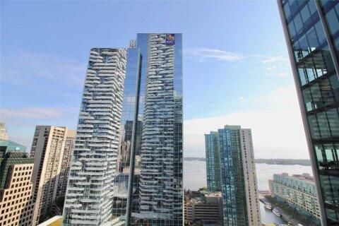 Apartment for rent at 100 Harbour St Unit 2110 Toronto Ontario - MLS: C4990005