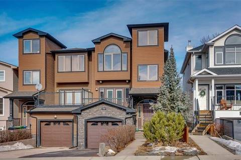 Townhouse for sale at 2110 21 Ave Southwest Calgary Alberta - MLS: C4289667